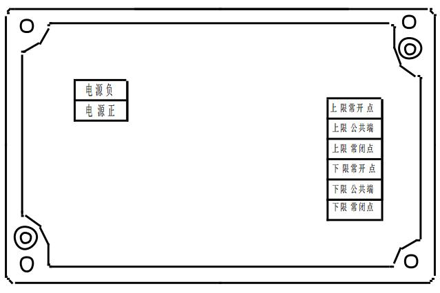 MPM/MDM580 系列产品电气连接图